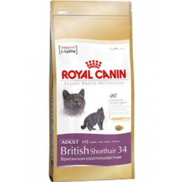 ROYAL CANIN British Shorthair, 2 кг