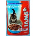 IAMS Cat Pouch Adult with Oceanic Fish, 100 гр