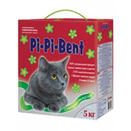 Pi-Pi-Bent Fresh Sensation (коробка), 5 кг
