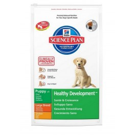 HILL'S Puppy Healthy Development Large Chicken, 16 кг