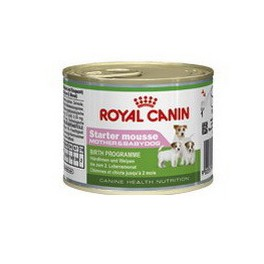 ROYAL CANIN Starter Mousse, 195 гр