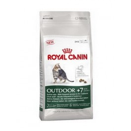 ROYAL CANIN Outdoor +7, 2 кг