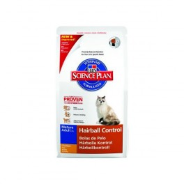 HILL'S Cat Mature Hairball Control, 1,5 кг