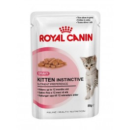 ROYAL CANIN Kitten Instinctive, 85 гр