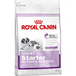 ROYAL CANIN Giant Starter Mother &  Babydog, 15 кг