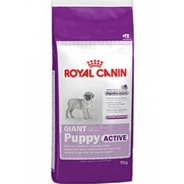 ROYAL CANIN Giant Puppy Active, 15 кг