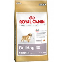 ROYAL CANIN Bulldog Junior, 12 кг