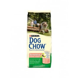 DOG CHOW Adult Sensitive, 2.5 кг