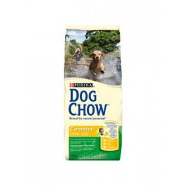 DOG CHOW Adult с курицей, 14 кг